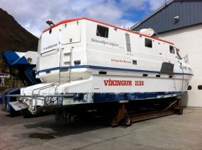 Icelandic Safety Boat