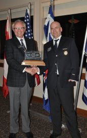 Meritorious Service Award ~ Bill Grout
