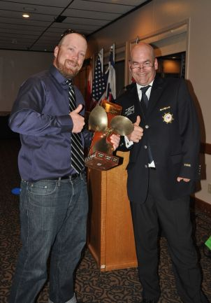 Bent Prop Award ~ Brent Morrison