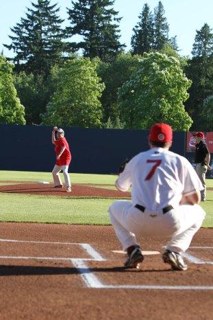 Betty 80th Baseball 02