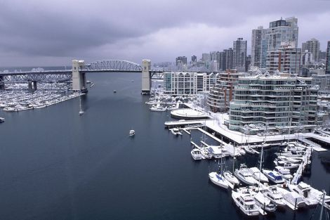 Vancouver Boat Show 2014