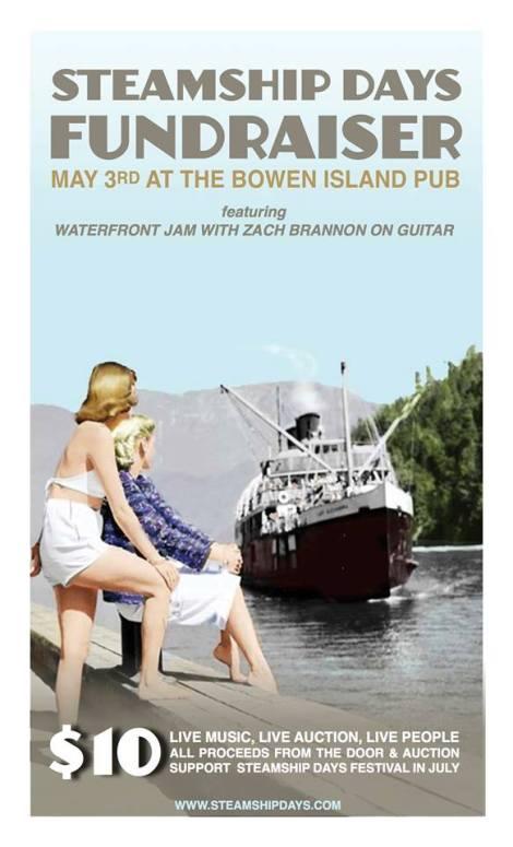 Steamship Days Fundraiser