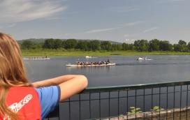 Dragon Boat Parents Race