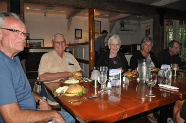 Sunday dinner group