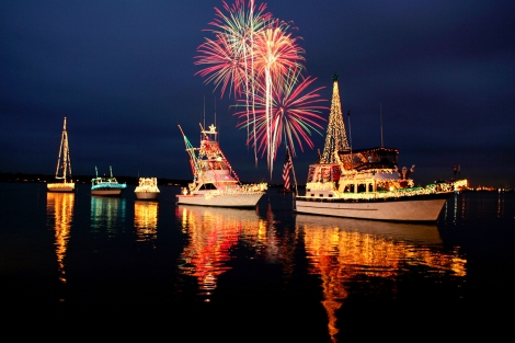 Christmas Cruise USA Style!