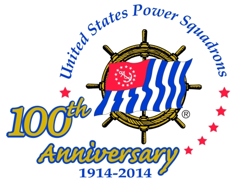 USPS 100th Anniversary Logo