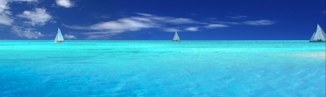 Blue Water Sailing ~ Download for your Desktop Screensaver